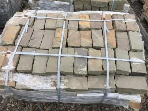 Рубленный камень плитка серо-зеленая купить недорого в Ростове на Дону