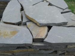 Натуральный камень для облицовки песчаник Синяк купить в Ростове на Дону.