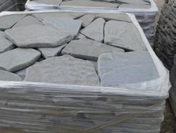 """Камень галтованный природный песчаник """"Синяк"""""""