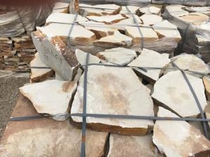 Камень природный натуральный Белый песчаник
