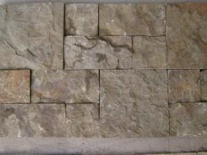 камень природный натуральный после механической обработки