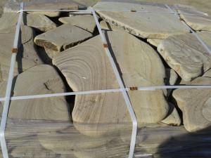 Галтование - способ обработки камня песчанника