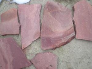 Обожжённый камень природный натуральный