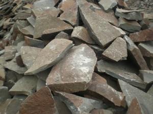 Ростовский камень природный Бут серо-зеленый купить