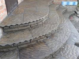 Изделия из серо-зеленой Рыбке