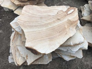 Плита тигровая ростовский камень песчаник купить у ИП Шеверев А.С.