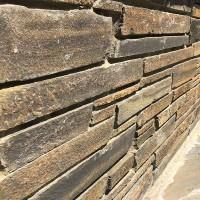 Камень природный натуральный Сверкач Толстяк песчаник пластушка