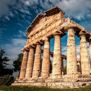 Камень в Древней Греции